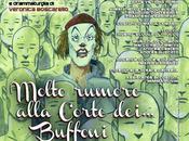Molto rumore alla corte dei.. buffoni originale lavoro Jankowski Roma