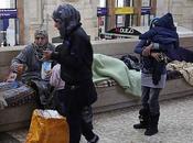 Emergenza profughi Milano Centrale