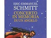 CONCERTO MEMORIA ANGELO Eric-Emmanuel Schmitt