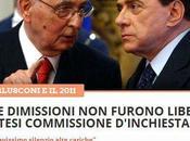 Dimissioni 'forzate' governo Berlusconi, inevitabili salvare Paese