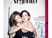 Asia Argento presenta figlia Anna avuta Morgan (foto)