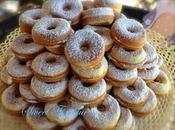 Mini donuts uvetta....mini ciambelle golose!!