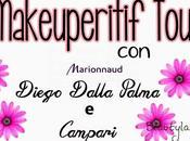 MAKEUPERITIF TOUR Diego dalla Palma, Campari Marionnaud profumerie