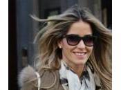 Elena Santarelli elenca griffe matrimonio: abito, catering…