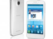 Touch Snap Alcatel Principali caratteristiche tecniche.