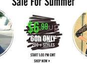 Romwe flash sale summer