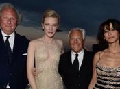 Vanity Fair Giorgio Armani: super party Festival Cannes