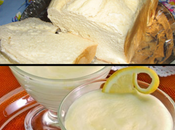 Ricette pane della mousse limone