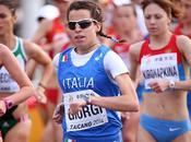 Record mondo Eleonora Giorgi nella marcia