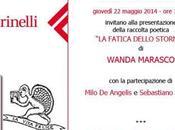 Wanda Marasco, FATICA DELLO STORMO