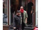 Kardashian Kanye West arrivano Parigi: matrimonio maggio
