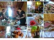 chi, come noi, crede nella terra Lucrezio). Wine tour Tenuta Fessina, accoglienza shabby-chic