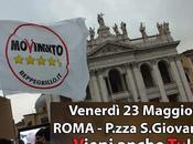 Tutti Piazza Giovanni Roma!
