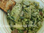 Spring vegetable stew (vignole, vignarola) Jamie Oliver