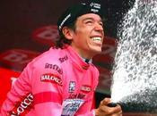Giro d'Italia 2014, Crono maglia rosa Uran