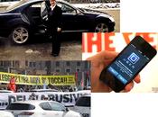 giorni taxi stanno bloccando Milano. caso Uber però riguarda solo Milano