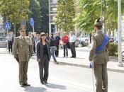 """Udine/ COMFOTER. Generale Bernardini alla Cerimonia """"Albo d'Oro"""" ricordo tutti caduti Primo Conflitto Mondiale"""