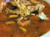 Zuppa pesce (ligure)