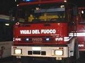 Incendio centrale elettrica Enel Foggia