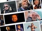 comunicazione Beppe Grillo