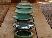 last set,ceramics plates, Paolo Spalluto Slawomir Kujawski Krakow 2014