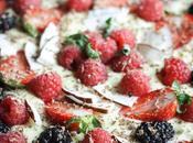 Crostata alla crema frutta fresca