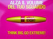 nuovo mascara Maybelline: COLOSSAL EXTREME!