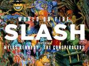 """SLASH Tutti dettagli """"World Fire"""" nuovo album"""