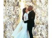 Kardashian Kanye West: matrimonio Instagram attesta delle foto ufficiali