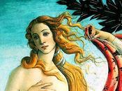 harmonious shape Italian Renaissance: Birth Venus Botticelli