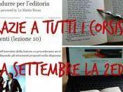 Corso Tradurre l'editoria: dall'altra parte della cattedra (virtuale)