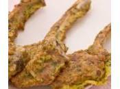 Ricetta carne: costolette d'agnello parmigiano