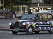 taxi londinese…a Parigi