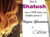 """Collistar presenta Magica Sfumatura """"effetto shatush"""" Fare shatush stato così semplice!"""