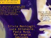 """""""Itinerario Donna Storie dolore rivincita"""" Roma prossimo giugno"""