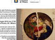 visita guidata dell'ex Brefotrofio provinciale viale Piceno, Milano, programma sabato giugno 2014 alle