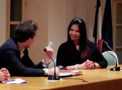 Incontri l'autore... Elisa D'Ospina Venerdì libro