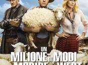 Milione Modi Morire West Nuovo Trailer Italiano
