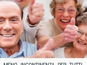 dice Silvio Berlusconi perso