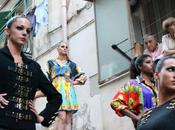 """Gianni Versace Private Collection"" Event With Love From Naples Italy"