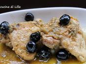 Secondi: Sovracosce pollo capperi olive