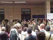 """Palermo/ Stazione Giugno. Banda della Brigata """"Aosta"""" Concerto"""