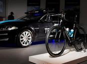 Jaguar partnership Pinarello sviluppa nuova bicicletta Team Tour France