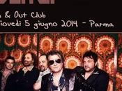 Bengi: giovedi' giugno 2014 concerto Live all` Parma.