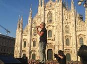 Rocco Hunt concerto Milano, soliti commenti