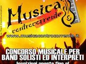 Musica Controcorrente slitta autunno riapre bando iscrizione fino giugno 2014.