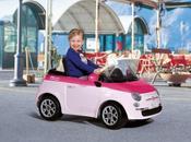 Fiat Perego: Mini Cars bimbi moderni.