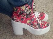 scarpe nuove Gomitolo! Sneakers Zeppe Primadonna