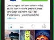 Instagram Disponibile versione Nokia