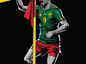 L'Africa mondiali calcio Brasile